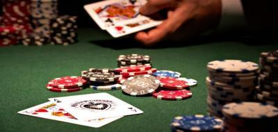 Pokerchips Karten